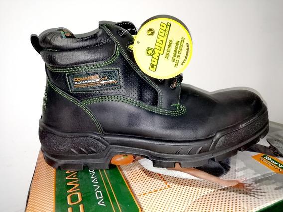 Zapato Comando 727d Ideal Para El Trabajo