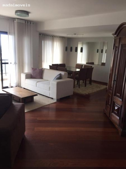 Apartamento Para Locação Em Mogi Das Cruzes, Vila Oliveira, 4 Dormitórios, 2 Suítes, 5 Banheiros, 3 Vagas - 2264_2-959662