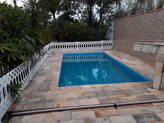 Casa A Venda No Bairro Agenor De Campos Em Mongaguá - Sp. - 265-1