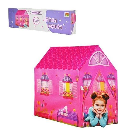 Barraca Brinquedo Infantil Toca Toquinha Cabana - Promoção