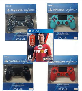 Control Ps4 Alt. - Modelo 2019 - Proplayers