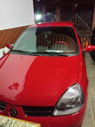 Renault Clio 2006 1.0 16v Get Up Hi-flex 5p