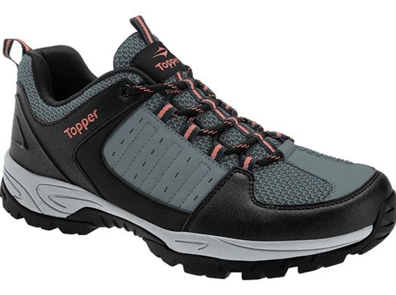 Zapatillas Topper Outdoor Vulcano Mujer Abc Deportes