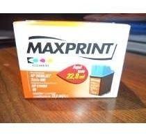 Cartucho Hp 49 Maxprint (vencido)lacrado!
