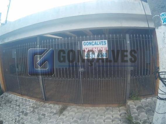 Venda Sobrado Sao Bernardo Do Campo Pauliceia Ref: 130485 - 1033-1-130485