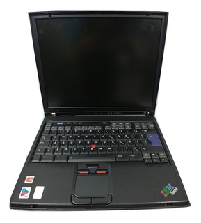Laptop Lenovo Thinkpad T43 Intel Pentium M750 2gb Ram 250hdd