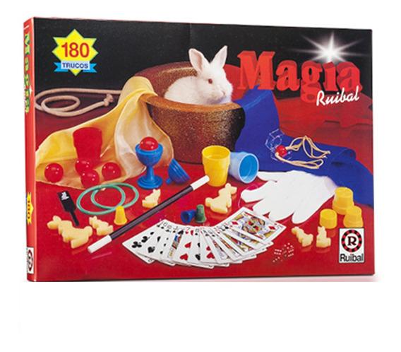Magia Ruibal 180 Trucos