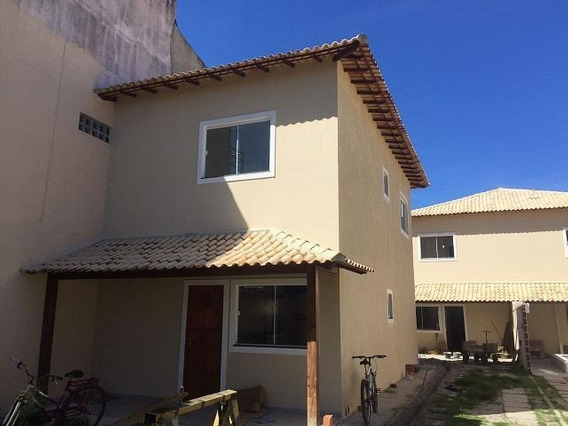 Casa Em Palmeiras, Cabo Frio/rj De 80m² 3 Quartos À Venda Por R$ 450.000,00 - Ca428958