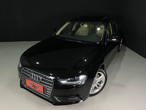 Audi A4 1.8 Tfsi Attraction 16v Gasolina 4p Turbo 2014/2...