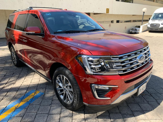 Ford Expedition 3.5 Limited 4x2 At 2018 Credito