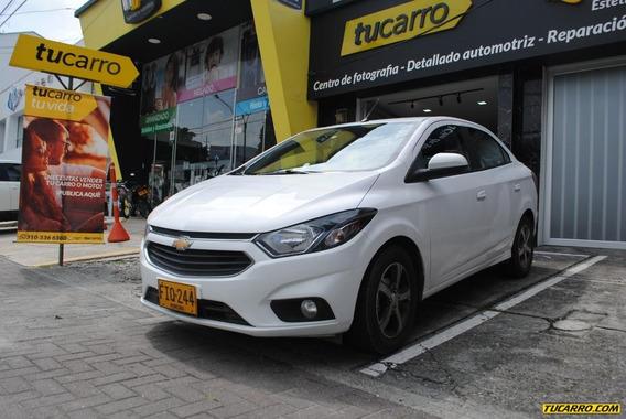 Chevrolet Onix Onix Sedan Ltz Automatico