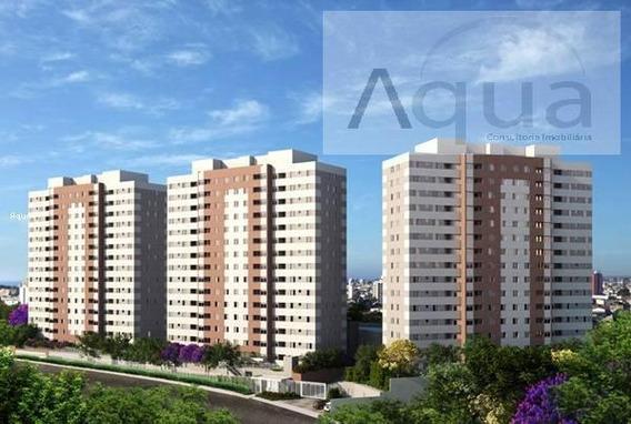 Apartamento Para Venda Em Diadema, Centro, 3 Dormitórios, 1 Banheiro, 1 Vaga - Di006_2-510858