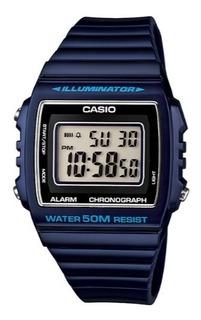 Reloj Casio W-215h Digital Vintage Impacto Online