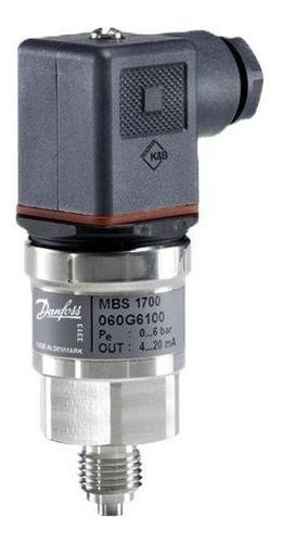 060g6111 Trans. Pressão Danfoss Mbs 1750 0 A 400 Bar 1/4