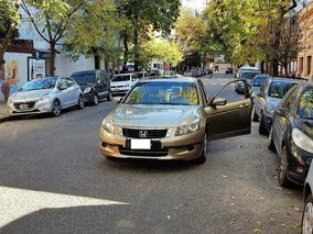 Honda Accord 2.4 Ex-l At G8