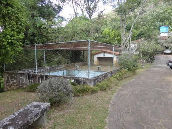 Sítio Para Venda Em Teresópolis, Parque Do Imbui, 5 Dormitórios, 5 Banheiros, 4 Vagas - 446