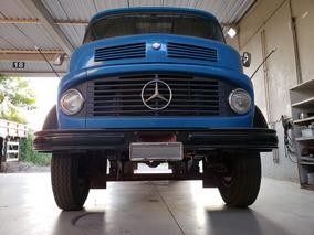Mercedes-bens 1113 4x2 Ano 1979 Km 185.791 Rodados Nota 10