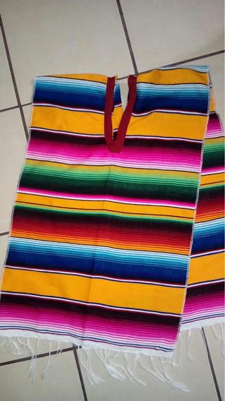 Gaban, Jorongo, Poncho, Santanero, Artesanal, Mexicano