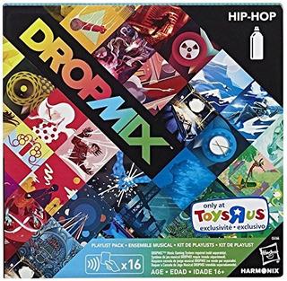 Lista De Reproducción Dropmix Paquete Hip-hop (bomba)