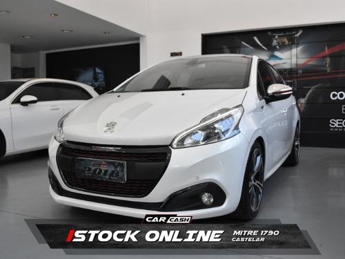 Peugeot 208 Gt 2018 - Car Cash