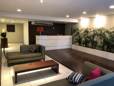 Apartamento Para Alugar No Bairro Botafogo Em Rio De Janeiro - 4163-3