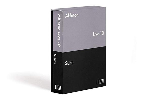 Ableton Live Suite 10 Mac Windows Full Envio Gratis Cuotas