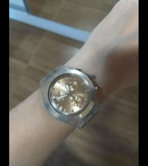 Relógio Swatch Feminino Caramel