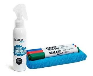 Remark Paint Kit Accesorios Kel Ediciones