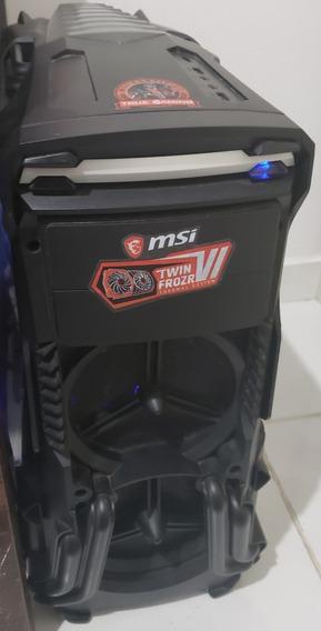Computador Gamer, Gtx 1080 Msi, 16 Gb, 1tb Ssd M.2, I7 7700k