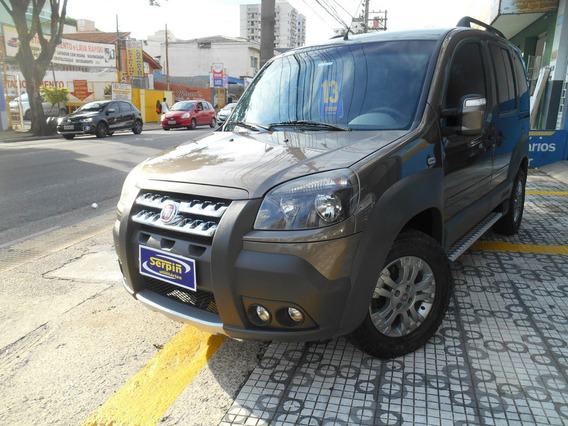 Fiat Doblo Adventure Xingu Flex 2013