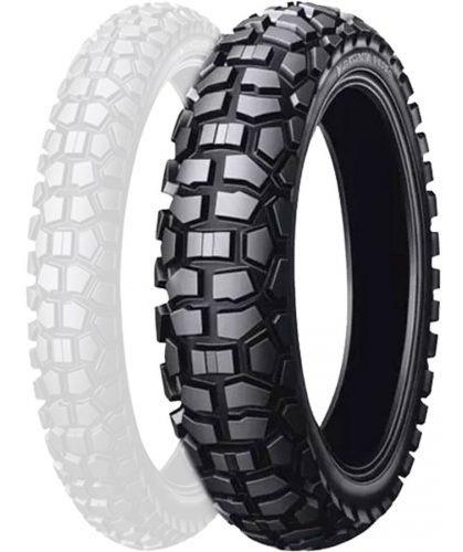 Cubierta 120 80 18 D605 Dunlop Moto