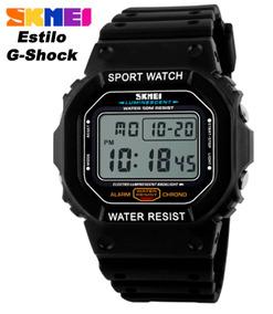 Relógio Skmei Estilo G-shock