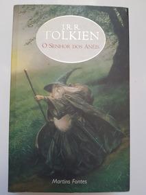 O Senhor Dos Anéis. J.r.r. Tolkien