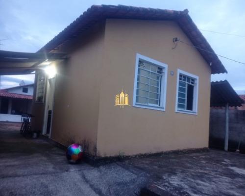 Imagem 1 de 12 de Casa Em Esmeraldas - Ca00307 - 69389711