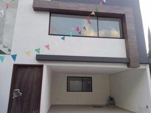 Casa En Venta San Antonio Cacalotepec Tlaxcalancingo Puebla