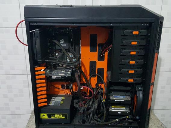 Cpu Pc Gamer Amd Fx-8350 12gb Ddr3 1600mz Hd 2 Tera E 320gb