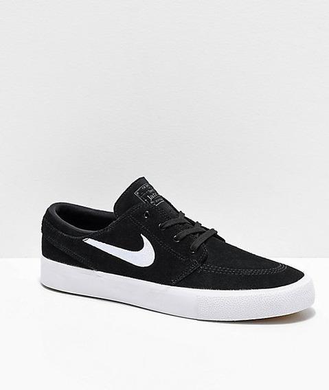 Tênis Nike Stefan Janoski Rm Preto Original (promoçao)