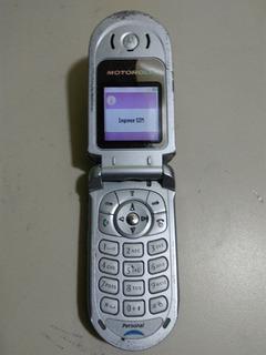 Celular Motorola V 172 P/ Personal