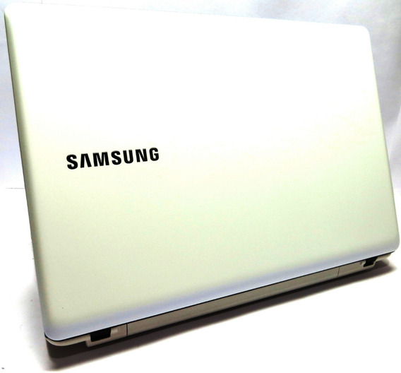 Notebook Samsung Np370 Branco Dual Core 4gb 500gb Seminovo