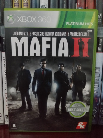 Máfia 2 Xbox 360 Original | Parcelamento Sem Juros