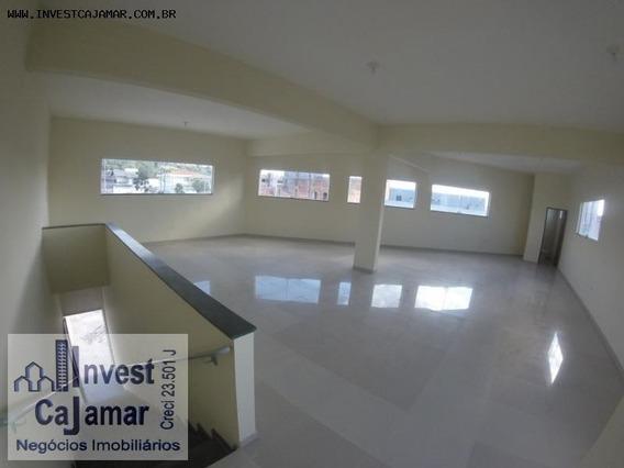 Sala Grande Para Locação No Portal Dos Ipês Cajamar Sp