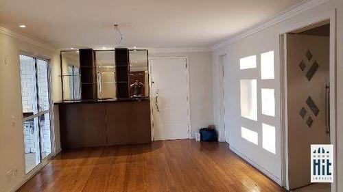 Imagem 1 de 30 de Apartamento Garden À Venda, 220 M² Por R$ 1.696.000,00 - Ipiranga - São Paulo/sp - Gd0020