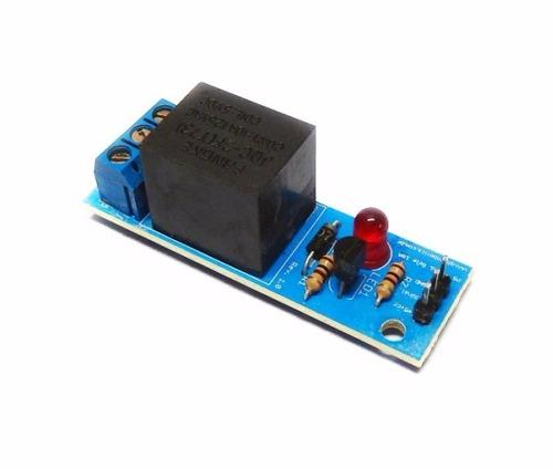 Imagem 1 de 1 de Modulo Rele 1 Unidade 5v Arduino P9 Gbk Robotics