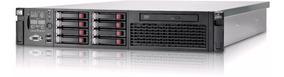 Servidor Hp Proliant Dl380 G7 2 Xeon Quad Core 8 Gb 600 Gb
