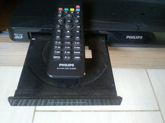 Dvd Blue-ray Philips 3d- Retirada De Peças