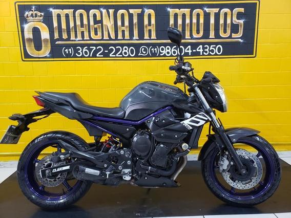 Yamaha Xj6 N Cinza - 2012 - Km 22.000