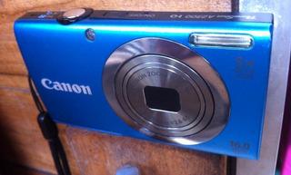 Camara Canon Powershota2300 Hd 16mpx Digital 5x Optical Zoom