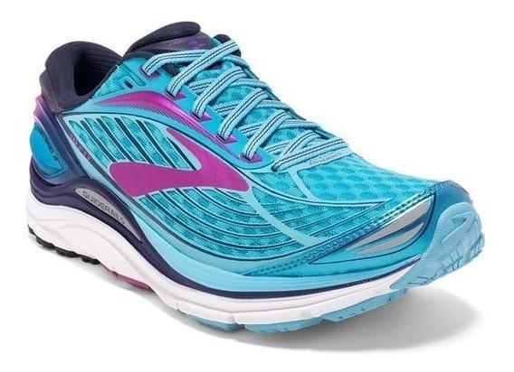 Zapatillas Mujer Brooks Transcend 4 Estilo Support Running