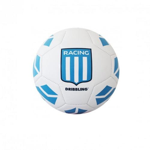 Pelota Drb Oficial Racing N° 3 La Academia Futbol Dribbling