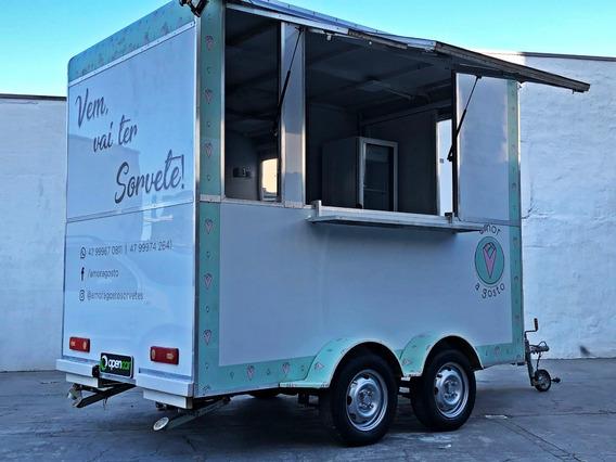 Food Truck Isidoc Equipado